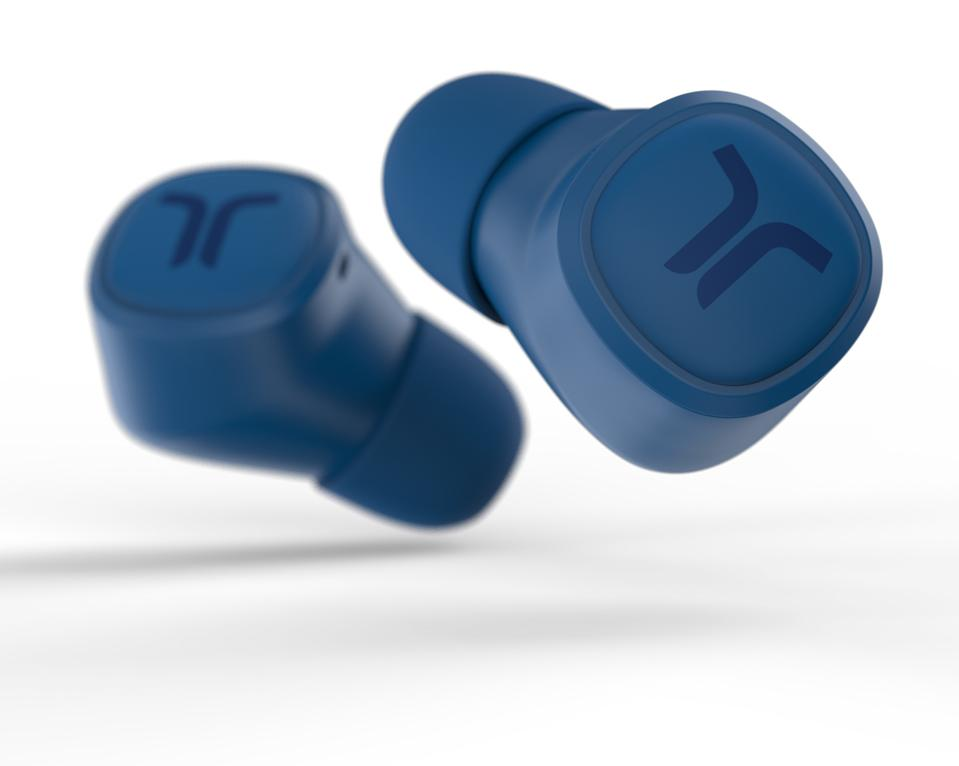 Blue WeSC True Wireless Earbuds
