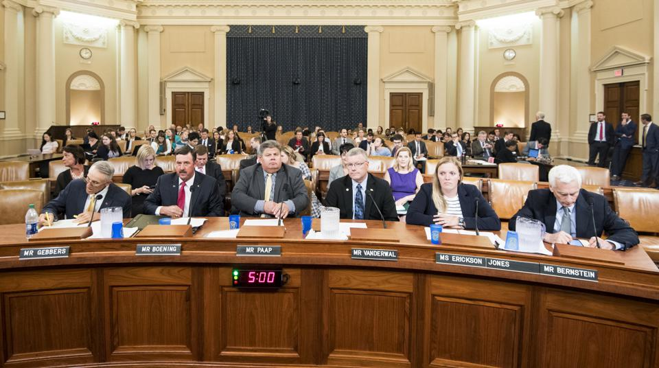 House Ways and Means Agriculture Tariffs Hearing