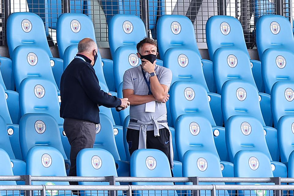 Manchester City v Brighton And Hove Albion - Barclays FA Women's Super League