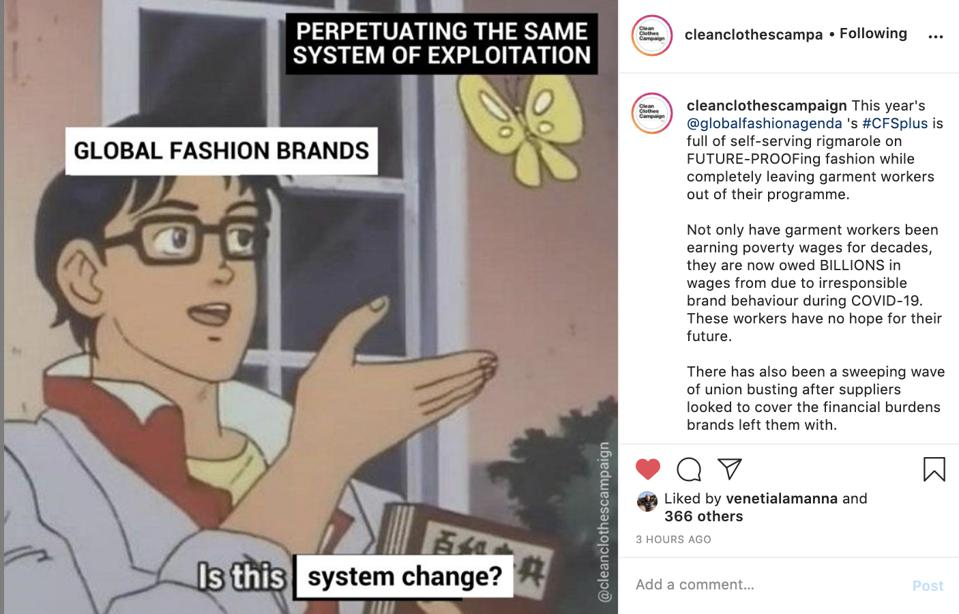 global fashion brands and worker exploitation