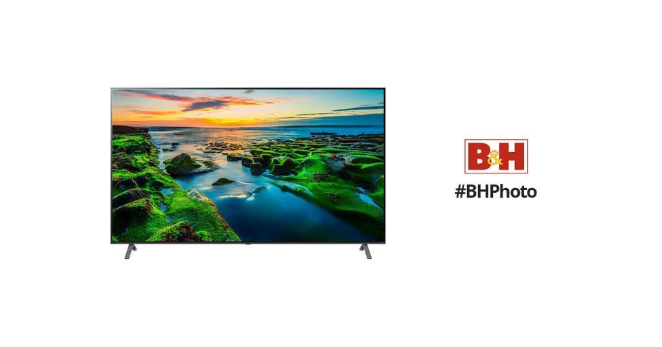 The LG NANO99 TV  is on sale at B&H for Prime Day.