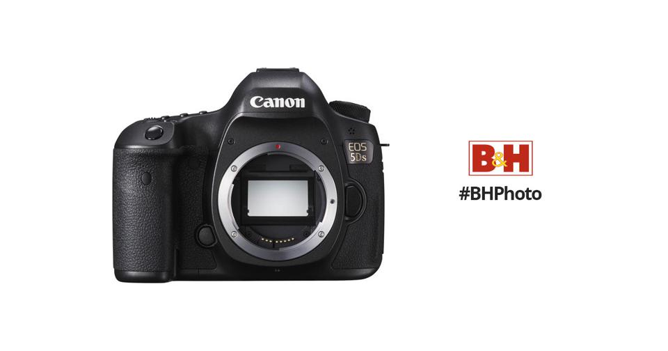 The Canon EOC DSLR is available from B&H for Prime Day.