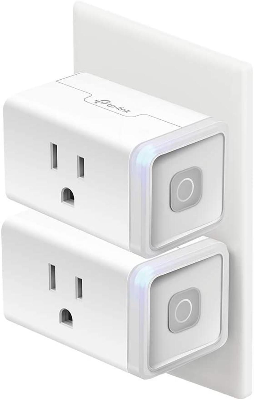 Kasa Smart Plug (2 packs)