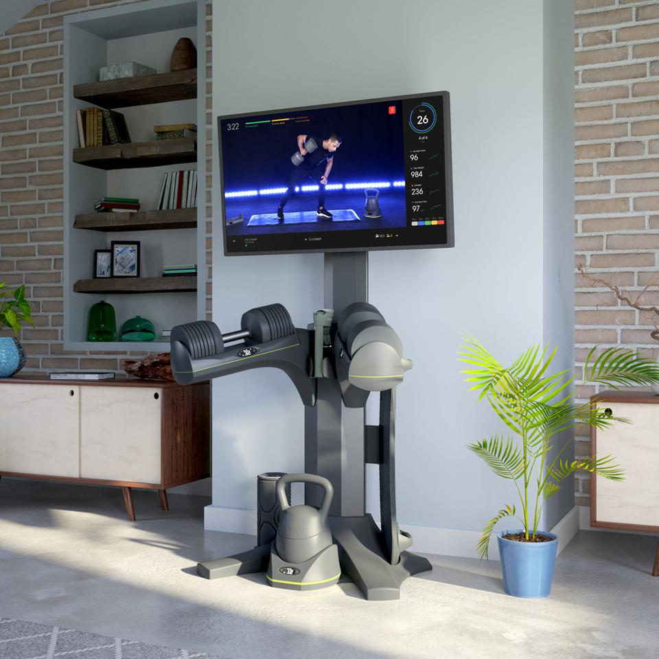 The JaxJox interactive home gym.