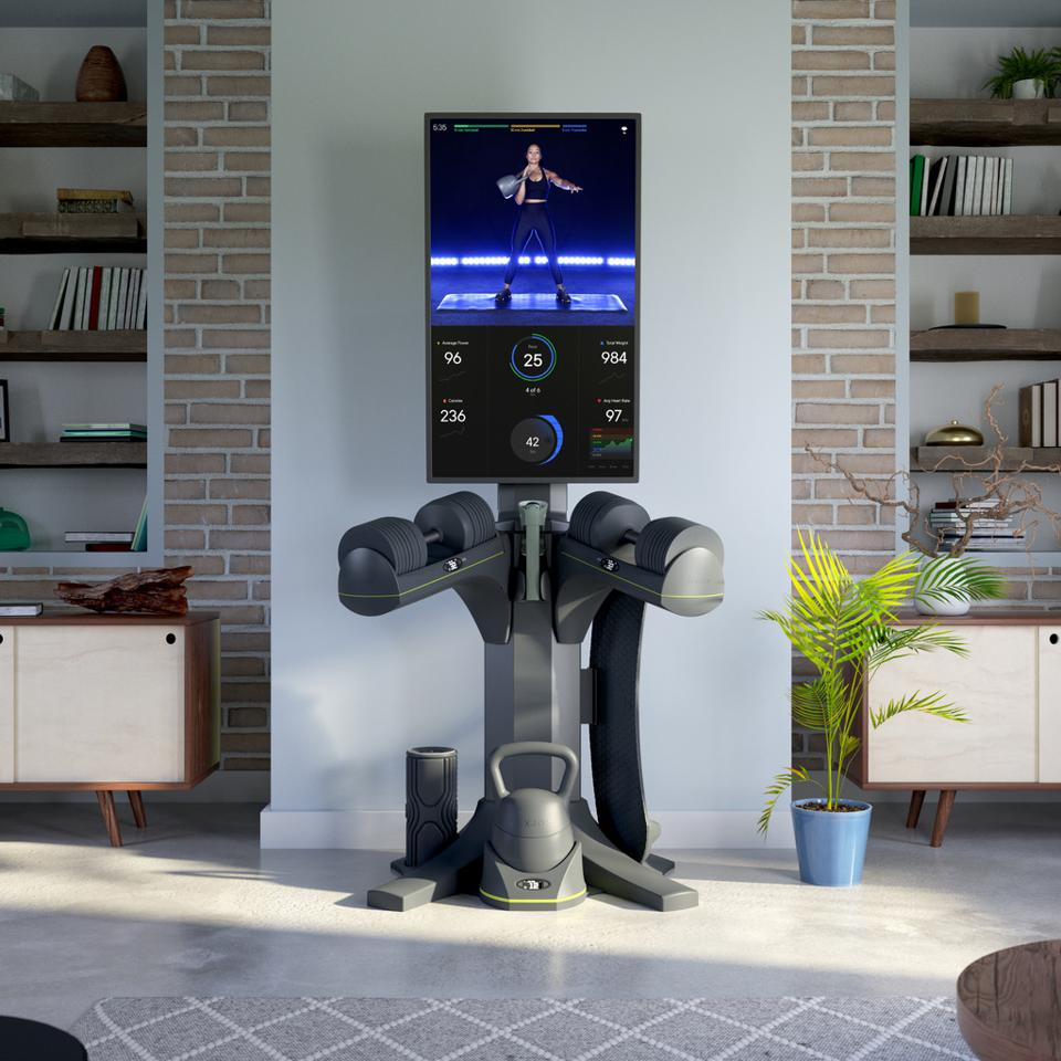 The JaxJox interactive home gym