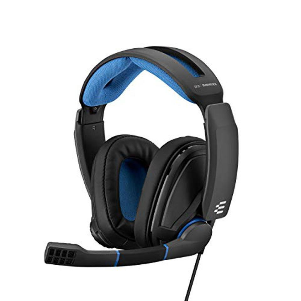 Prime Day deal EPOS Sennheiser GSP 300 Gaming Headset with Noise-Cancelling Mic