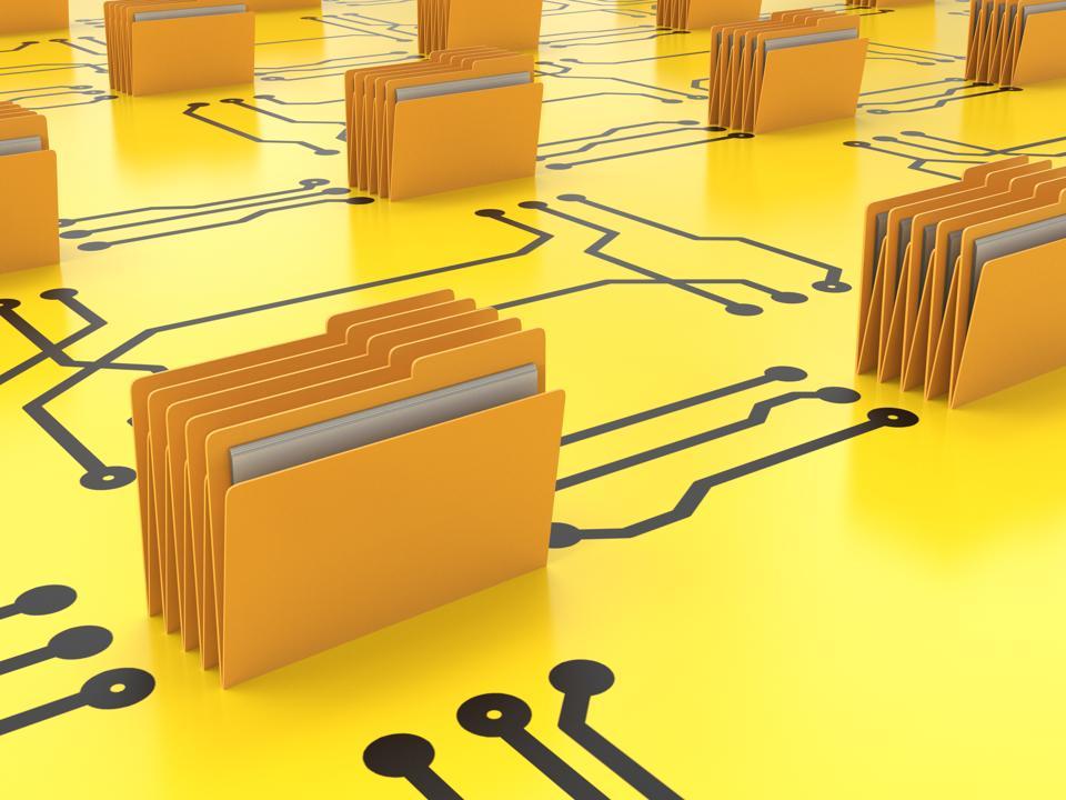 Data storage archive concept