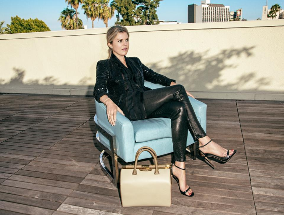 Exclusive interview with Tyler Ellis about her New fall -winter 2020 handbag collection