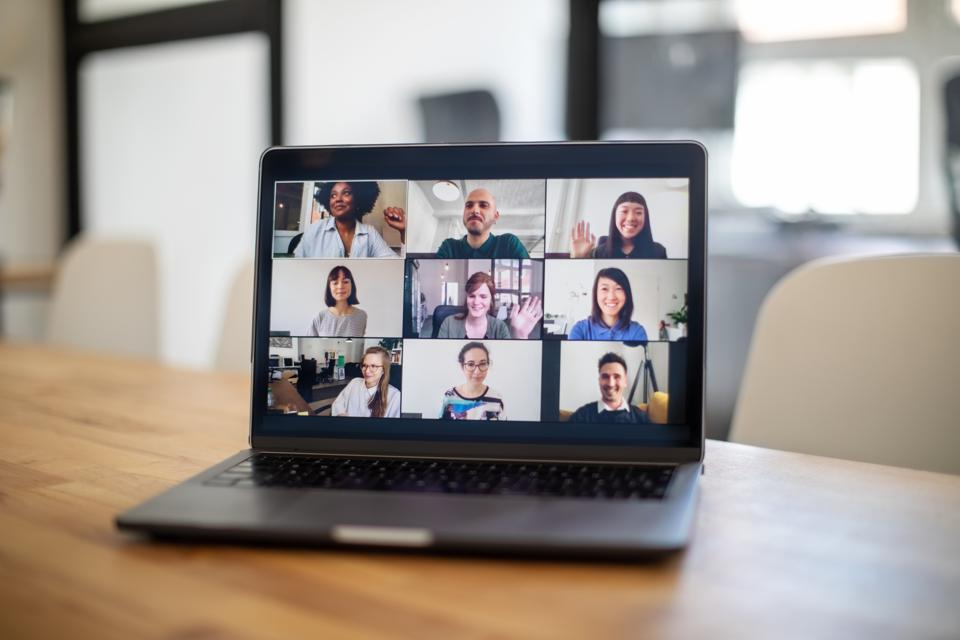 Everyone should be able to attend a virtual event.