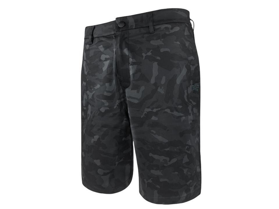 PXG camo shorts