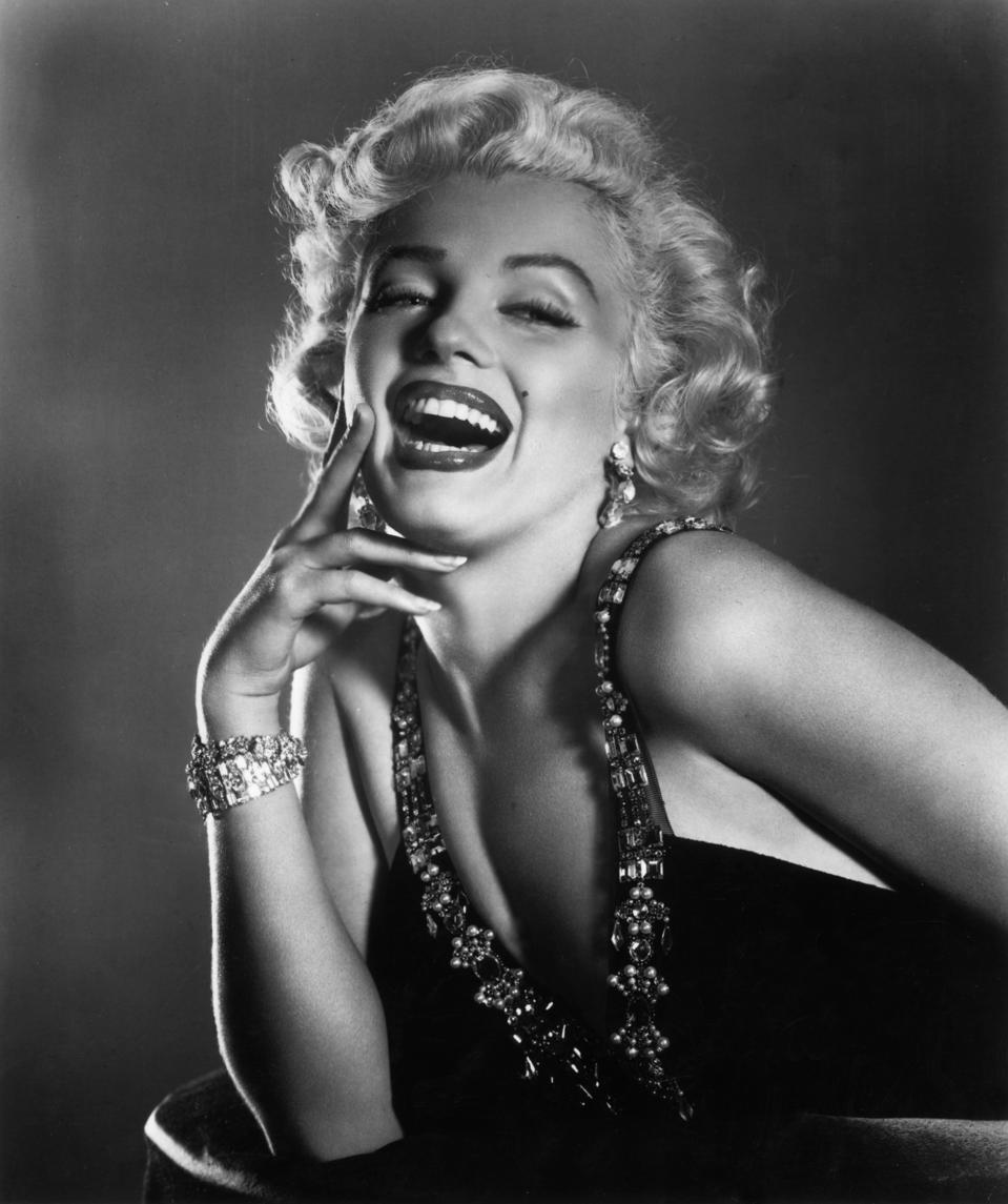 Laughing Monroe