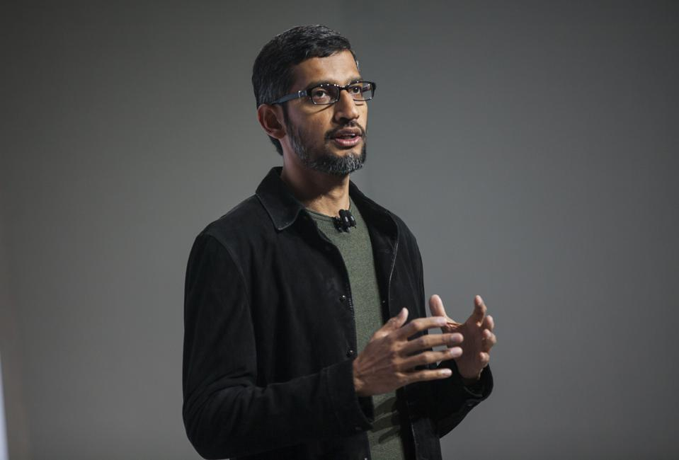 Google Unveils New Products, Including New Pixel Phone