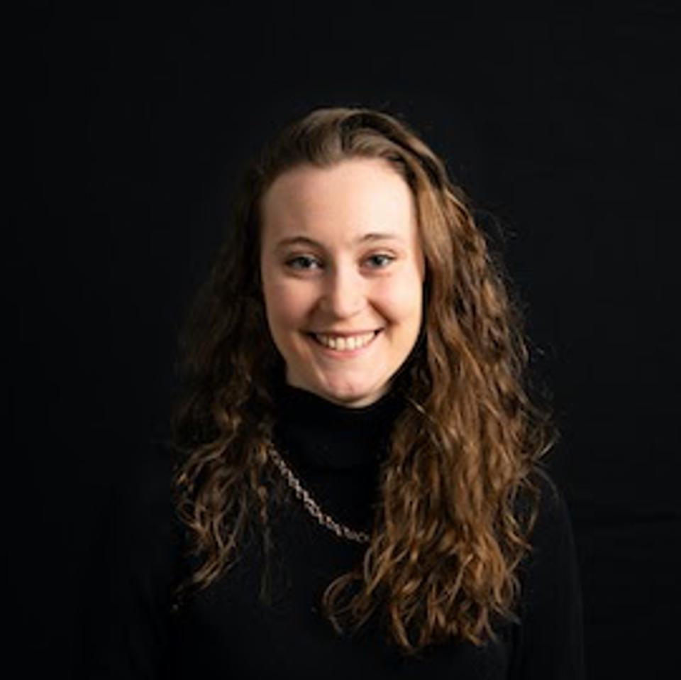 Headshot of author Abby Lyall