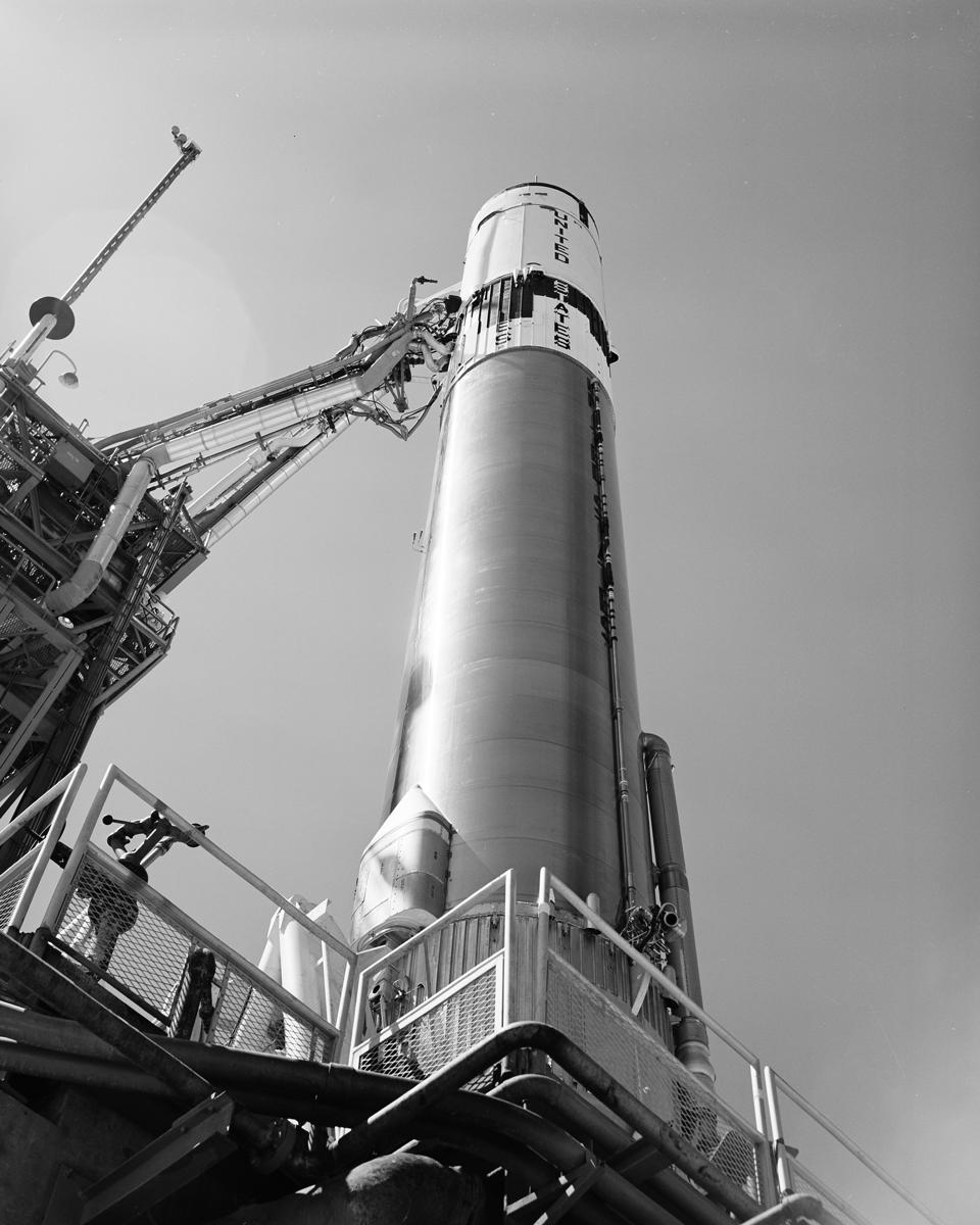 NASA's Centaur rockets were used to send satellites into orbit and propel probes into space.