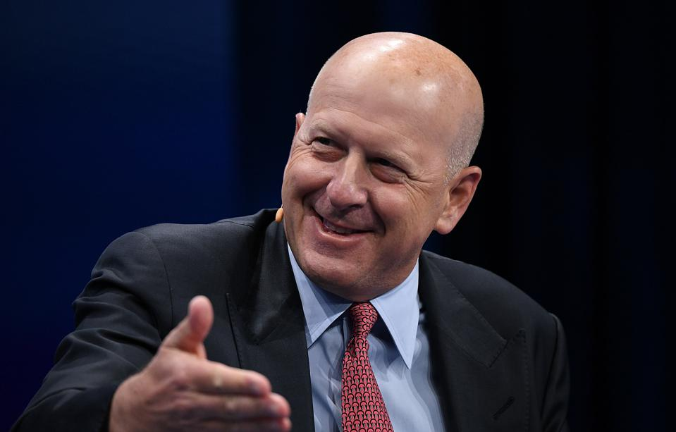 Goldman Sachs To Launch Crypto Trading Operation This Month After Bitcoin's Big Surge