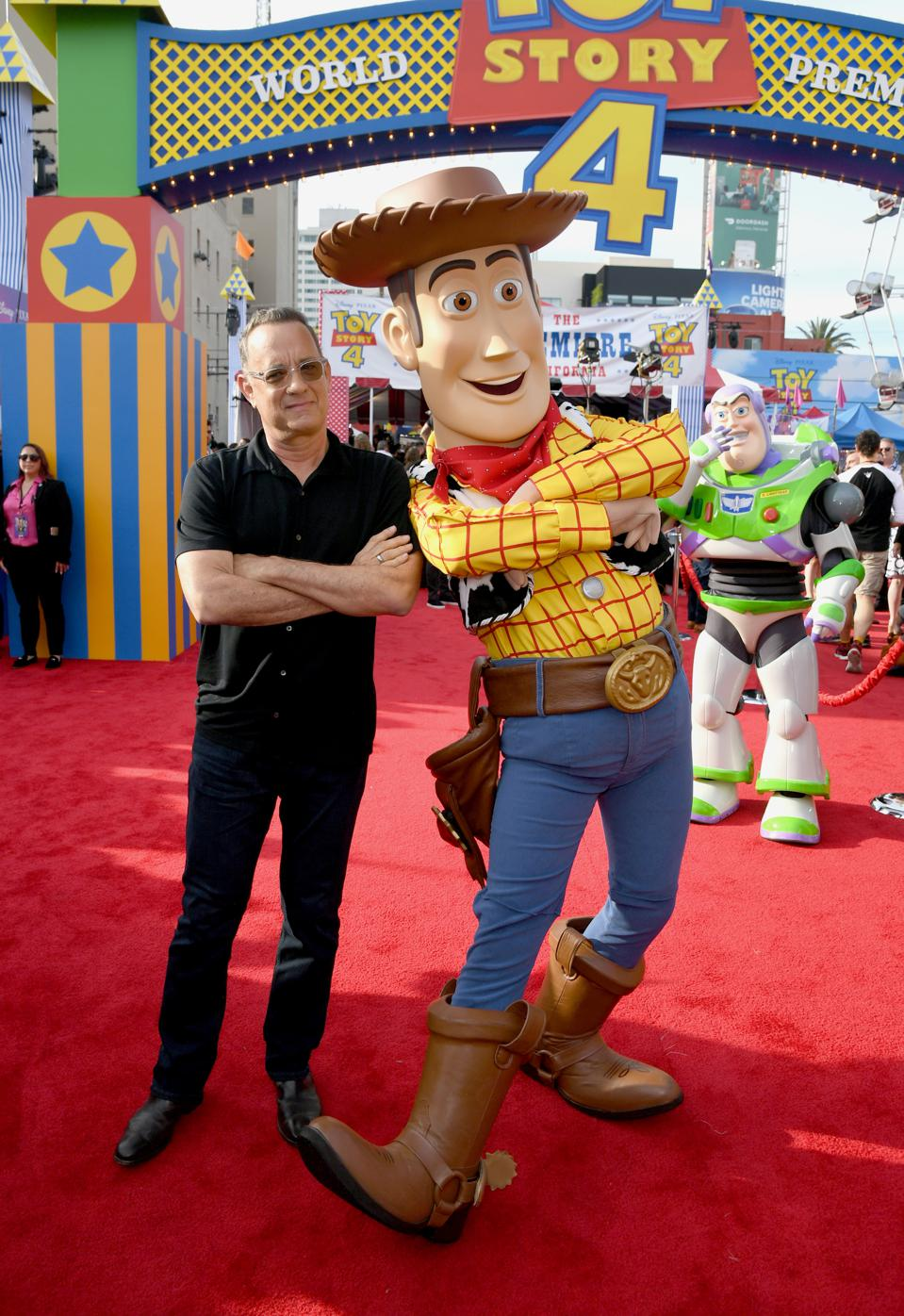 Premiere Of Disney And Pixar's ″Toy Story 4″ - Red Carpet