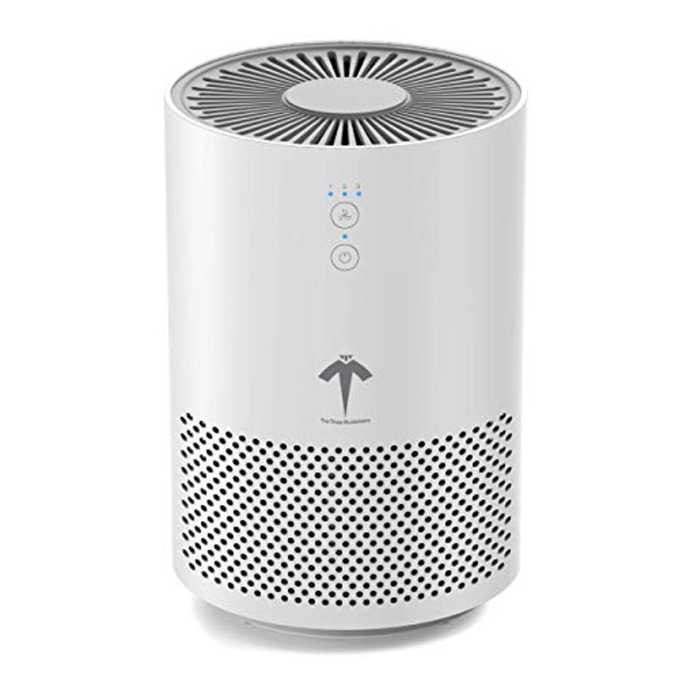 THE THREE MUSKETEERS III M HEPA Air Purifier Prime day deal