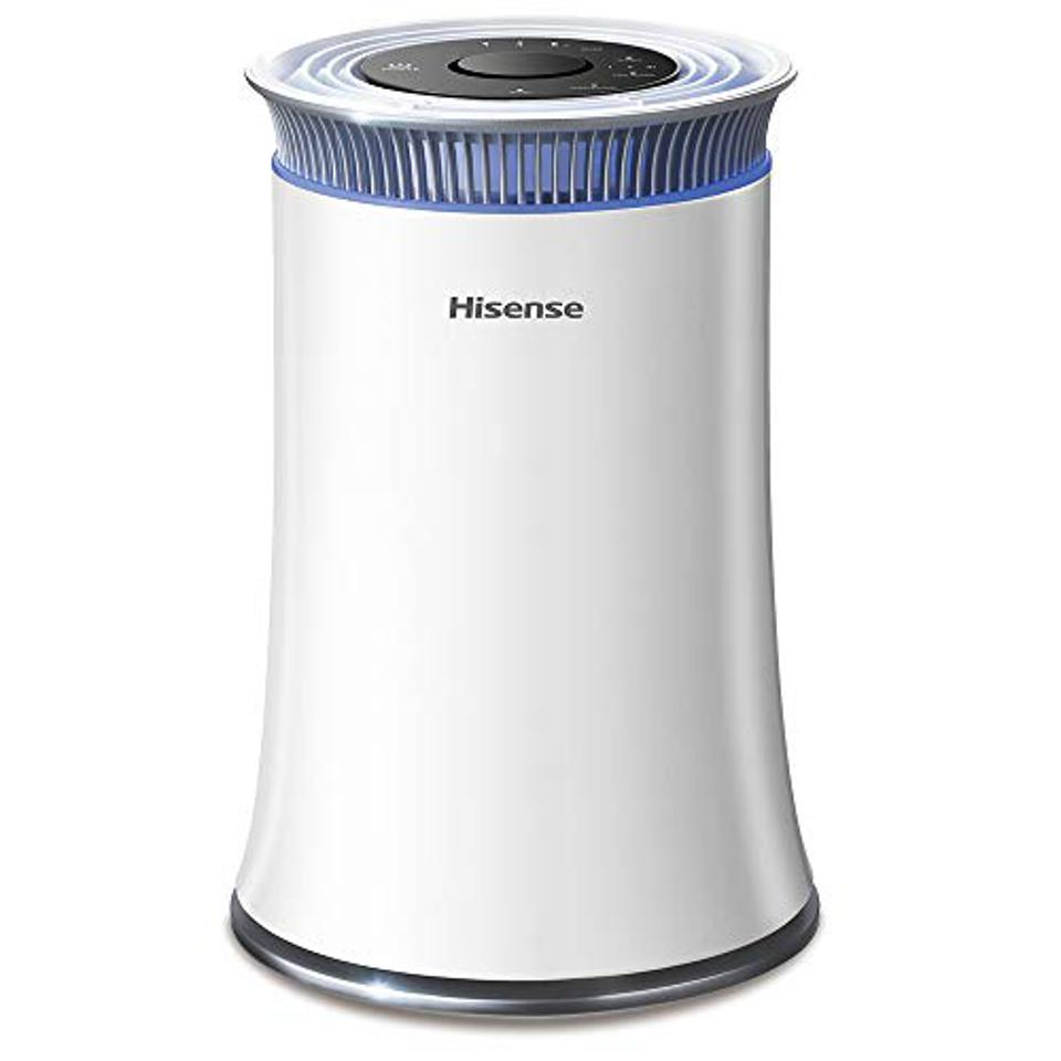 Prime day deal Hisense Air Purifier with True HEPA Technology