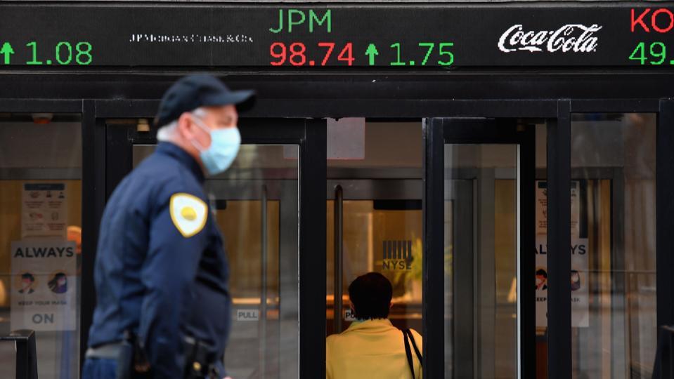US-HEALTH-VIRUS-NEW YORK-ECONOMY