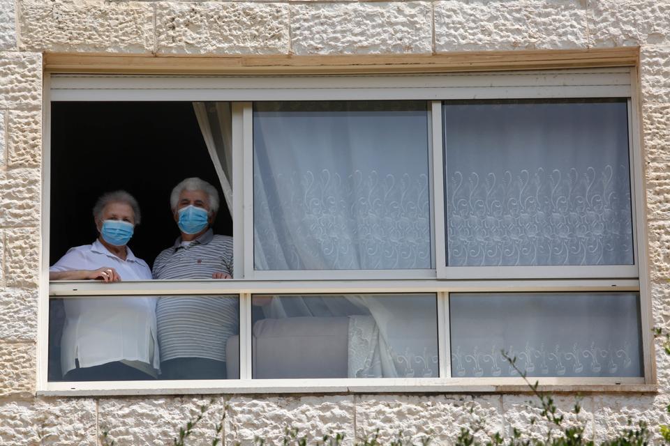 ISRAEL-MODIIN-HOLOCAUST SURVIVORS