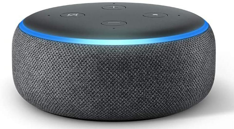 Amazon Echo Dot is on sale for Prime Day with six months of Amazon Music included.