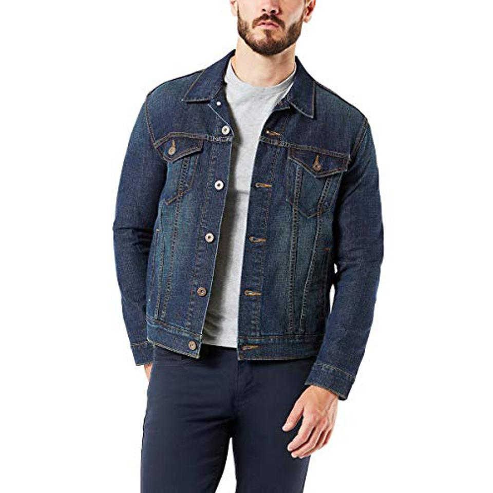 Amazon Prime Day Signature by Levi Strauss & Co. Gold Label Men's Signature Trucker Jacket