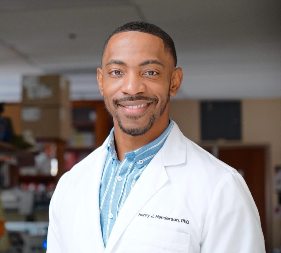 A picture of Dr Henry J. Henderson III