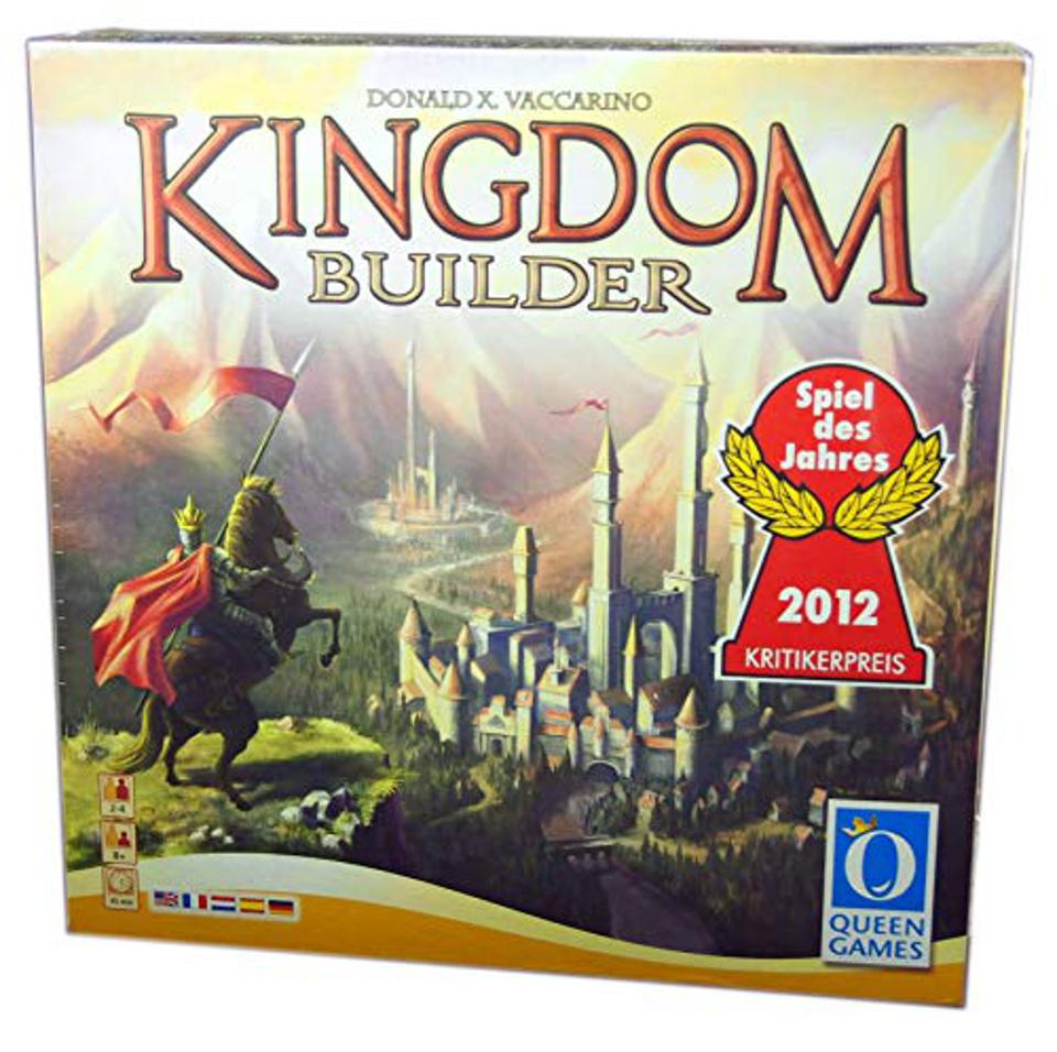 Amazon Prime Day Kingdom Builder Game