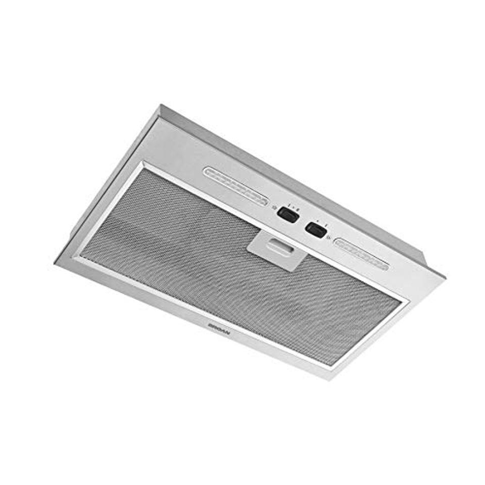 Amazon Prime Day Broan-NuTone PM250SSP Custom Stainless Steel Range Hood Power Pack with LED Lights
