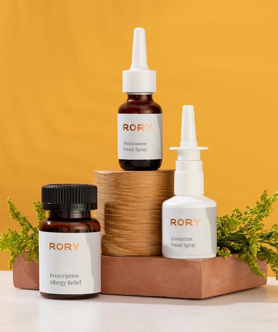 RORY allergy treatment set