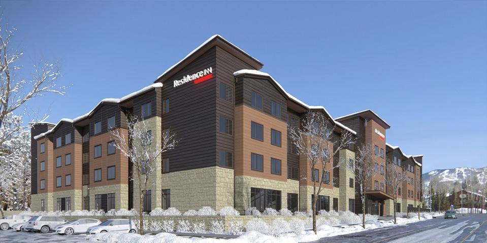 Residence inn hotel Steamboat Springs CO