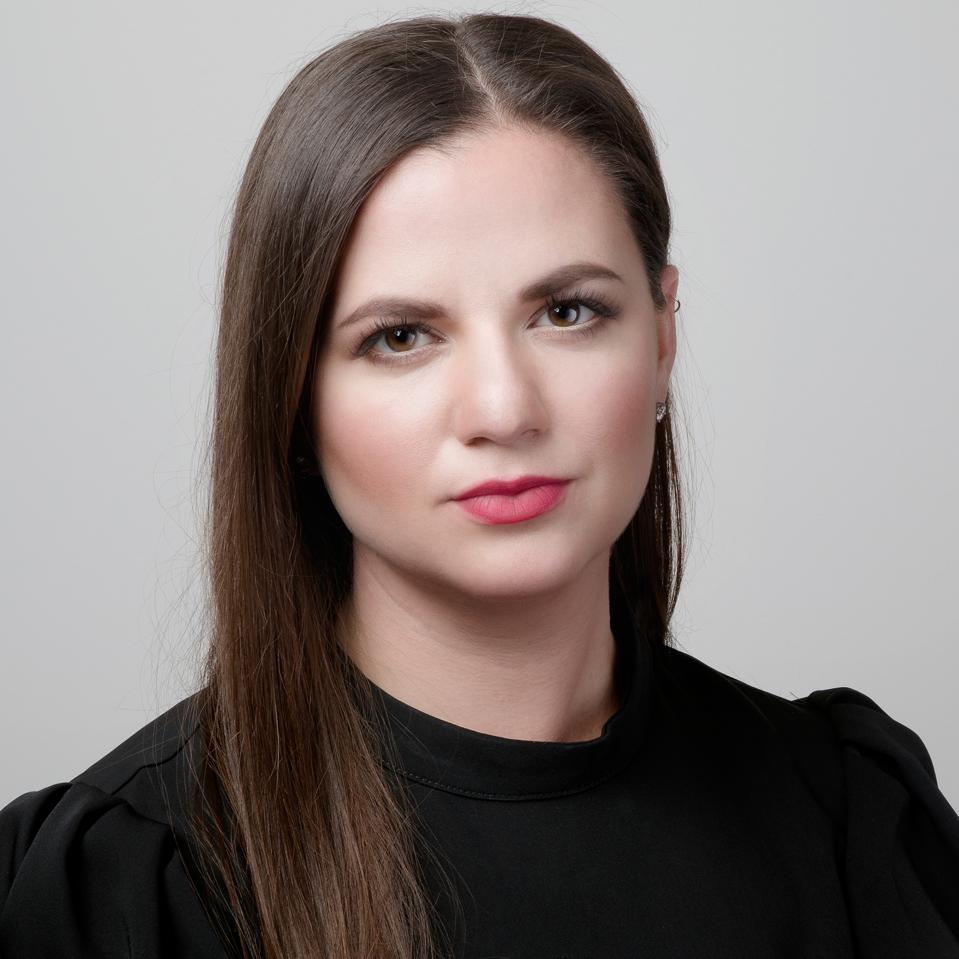 Olivia Mannix, founder and CEO of Cannabrand and Psilocybrand