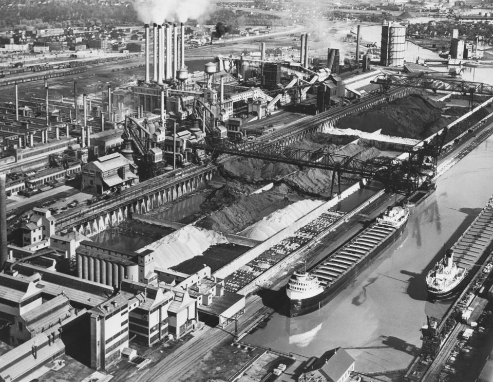 Ford's River Rouge Plant