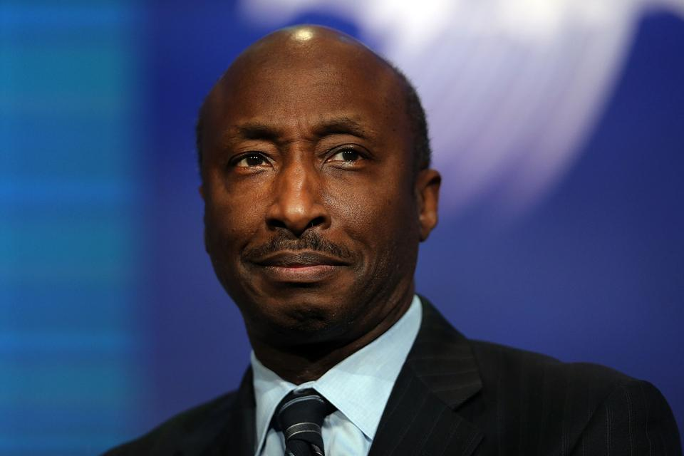 Ken Frazier, the Chairman and CEO of Merck.