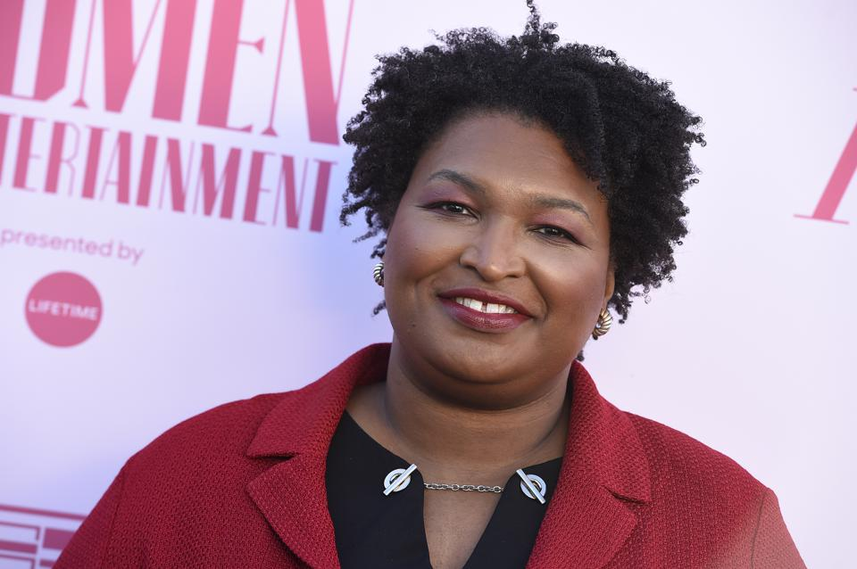 stacey abrams while justice sleeps novel author thriller doubleday 2021