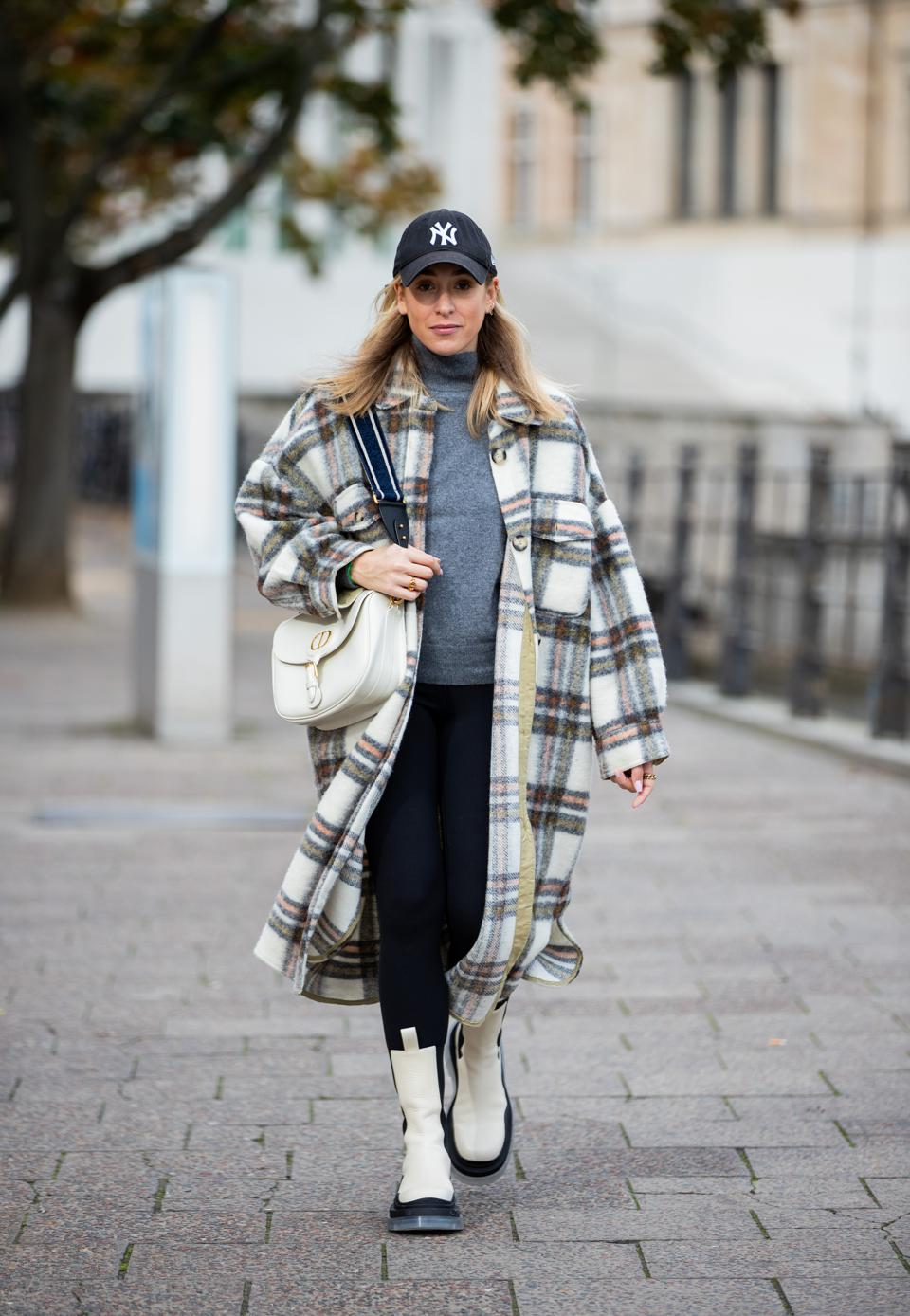 Street Style - Berlin - October 13, 2020