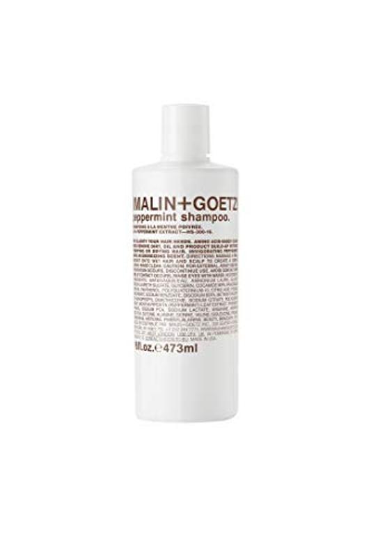 Malin + Goetz Shampoo, Peppermint, 16 Fl Oz