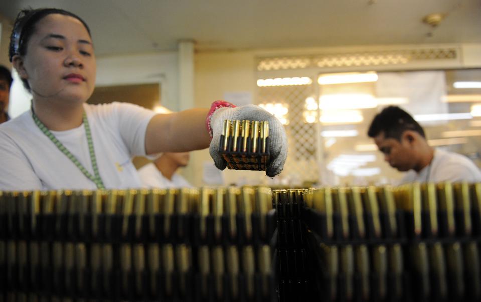 PHILIPPINES-POLITICS-GUNS-CRIME
