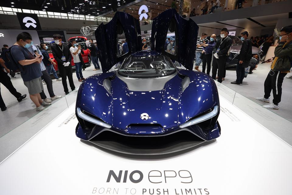 2020 Beijing International Automotive Exhibition (Auto China 2020) - Day 3