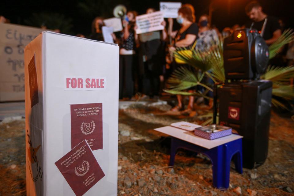 Cyprus Amid Political Scandals