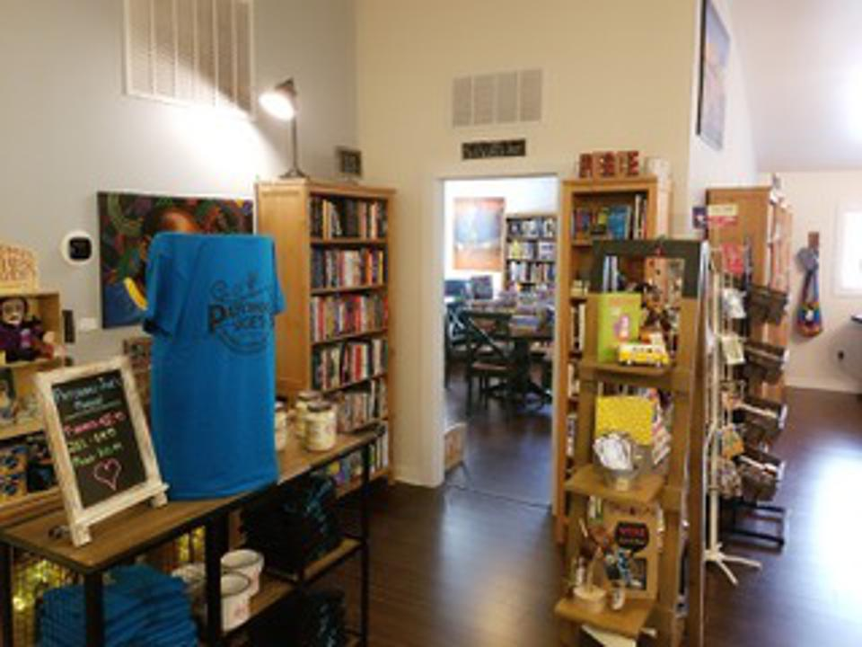 patchouli joe's books and indulgences texas bookstore local independent leander