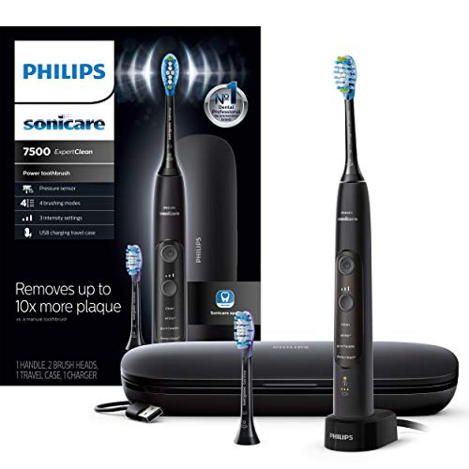 Philips Sonicare HX9690 / 05 ExpertClean 7500 Bluetooth cordless electric toothbrush