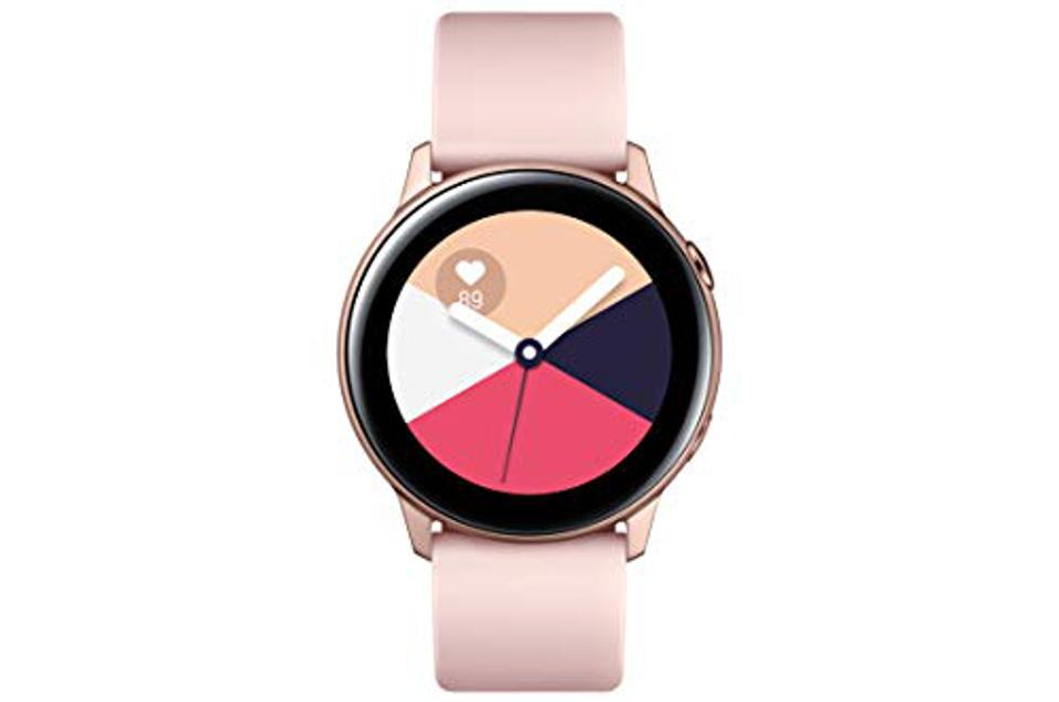 Samsung Galaxy Watch Active (40 mm, GPS, Bluetooth) Smart Watch with fitness tracking