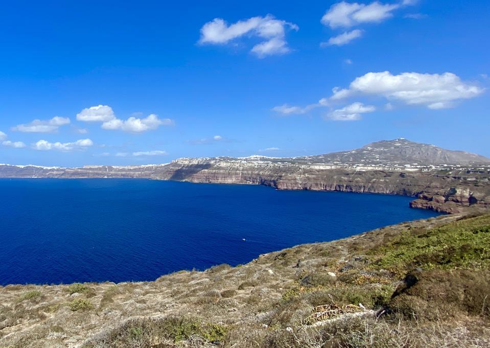 Southern Santorini island, Greece
