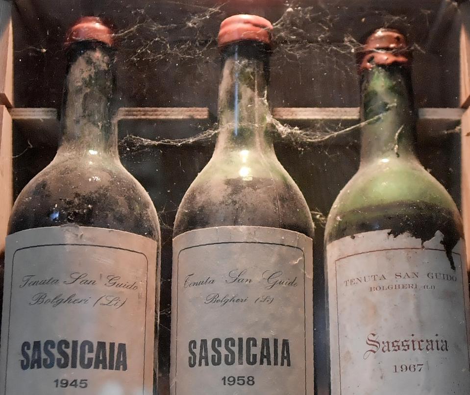ITALY-WINE-TUSCANY-SASSICAIA