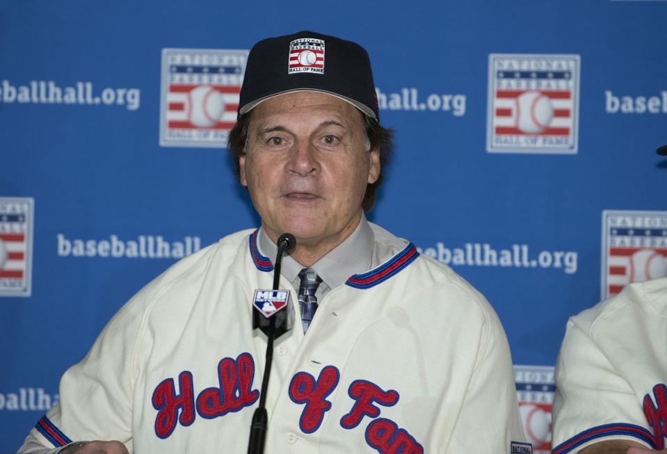 Major League Baseball Hall of Fame Announcement