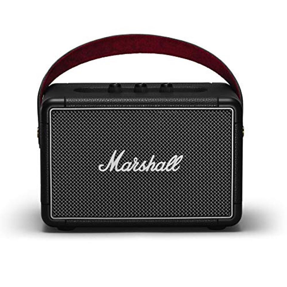 Portable Bluetooth speaker Marshall Kilburn II - black (1002634)