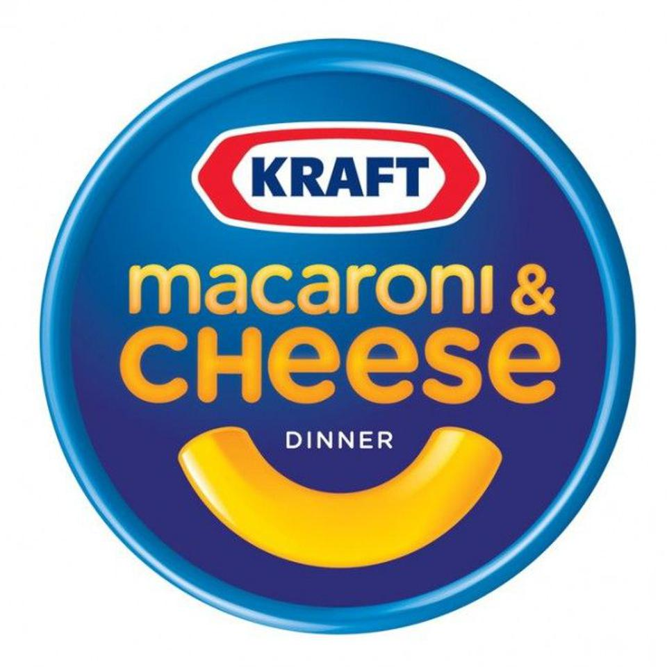 Mac and Cheese asking for ″noods″.