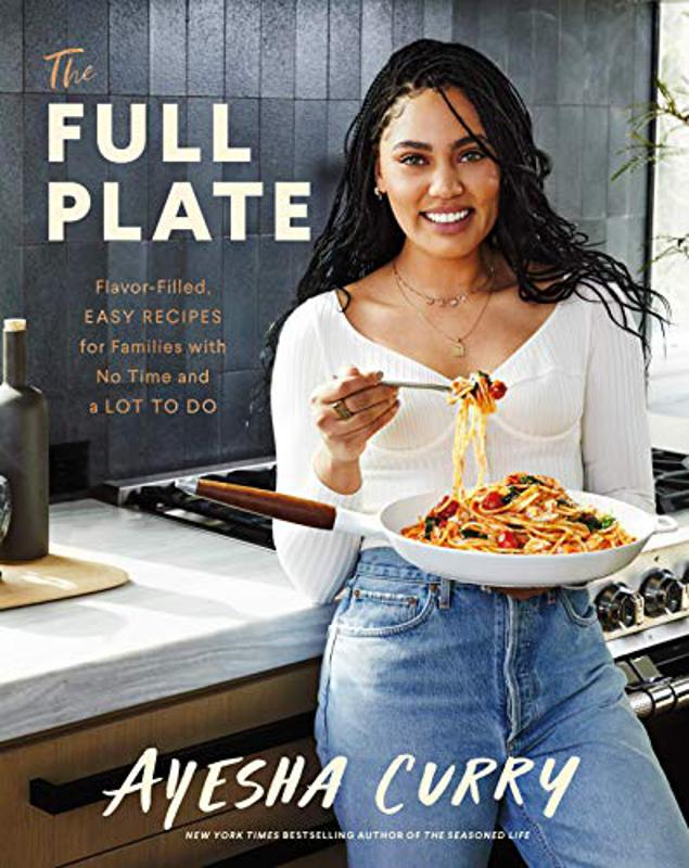 Ayesha Curry Cookbook