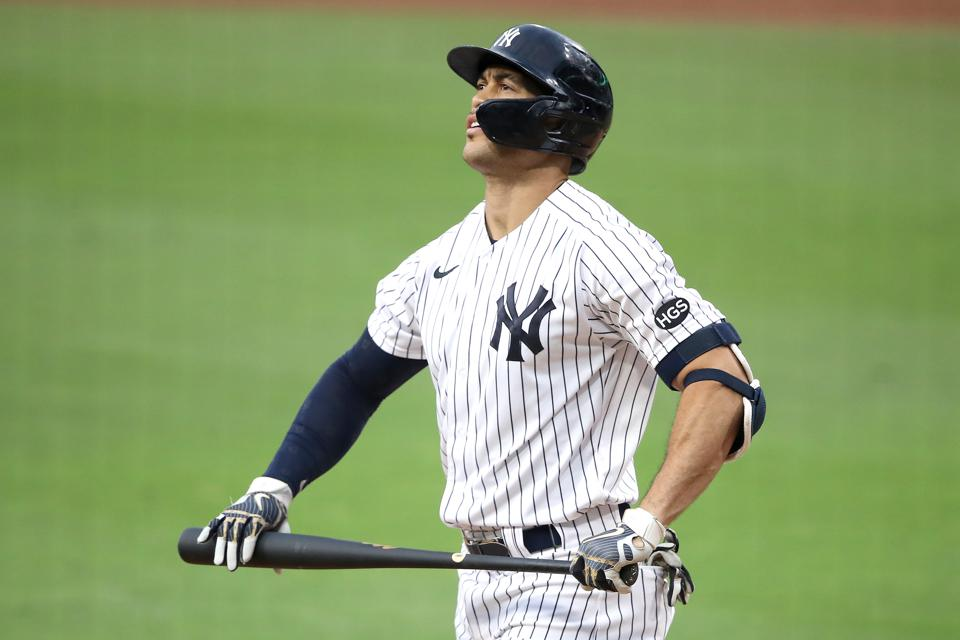 Division Series - Tampa Bay Rays v New York Yankees - Game Four